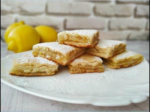 Вкуснейший Трехслойный Лимонник / Лимонный ПИРОГ
