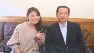 ベイFMにてエンゼルハウス中島篤社長インタビュー、レポーター佐藤由季 ...