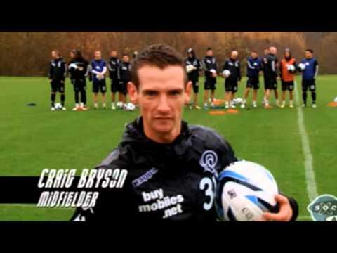 Derby County Crossbar challenge