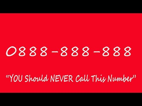 5 Scary Phone Numbers That Are Way Too Haunted To Call... (You Should Never Call)
