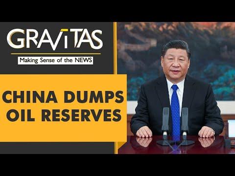 Gravitas: China announces sale of strategic oil reserves