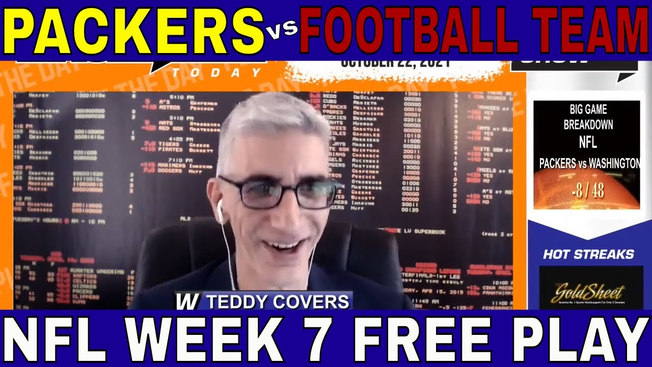 Washington vs Packers Predictions: Expert Picks and Betting Offers ...