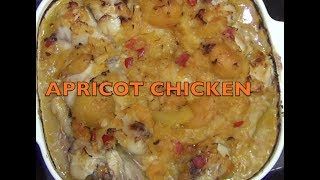 Apricot Chicken version 3 cheekyricho cooking Gluten Free Thermo Video Recipe ep.1,194
