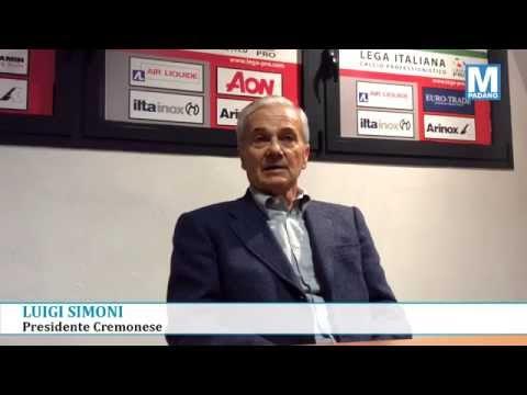 Cremonese Monza 0 1 Il Commento Di Gigi Simoni Youtube