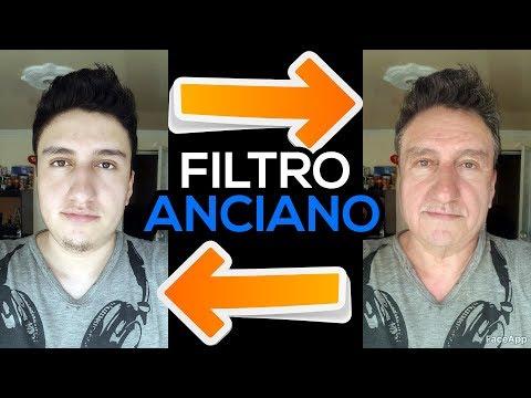 La MEJOR APLICACIÓN Para CAMBIAR De ROSTRO | FILTRO DE ANCIANO Y JOVEN | ANDROID Y IPHONE | FACEAPP