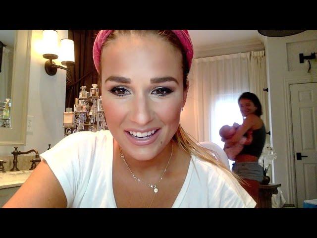 Video Watch Jessie James Deckers Latest Makeup Tutorial People