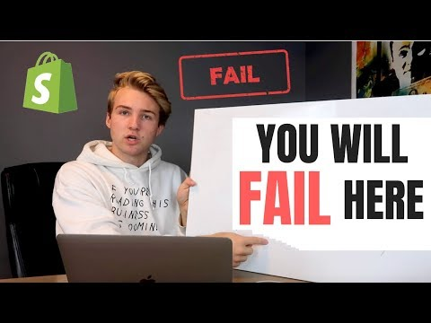 Shopify Dropshipping In Q4: Where You Could FAIL (Series Part #3)
