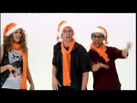 Nickelodeon Jingle Bells 2009