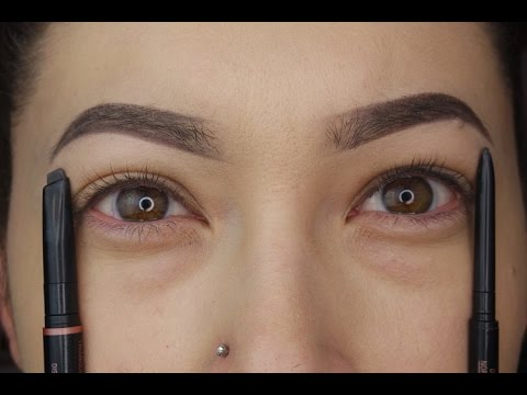 Anastasia Beverly Hills Brow Wiz Vs Brow Definer Youtube