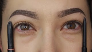 Anastasia Beverly Hills Brow Wiz VS. Brow Definer