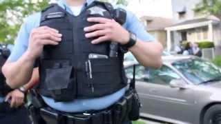 Chicago Police Disturbs Peaceful videoshoot in Englewood
