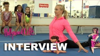 Olympian Nastia Liukin Interview -- Fantastic Gymnastic Dora Doll
