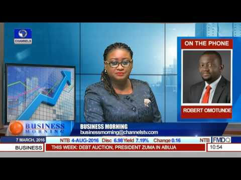 Business Morning: Equities Market Review 07/03/16