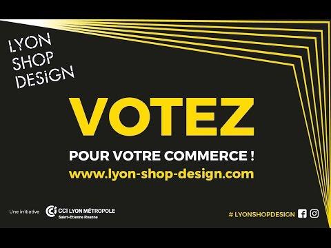 Lyon Shop Design 2017 : le teaser !