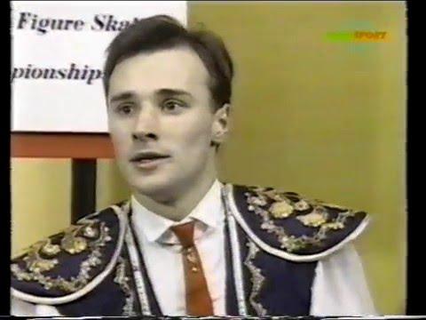 Oleg Tataurov RUS - 1994 World Championships SP