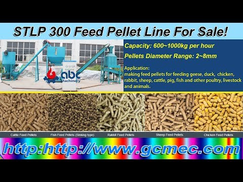 How to feed animals - Small Livestock Feed Mill Plant