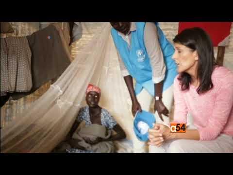 Nikki Haley Visits South Sudan