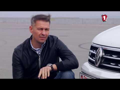 """""""Первый тест"""" тест-драйв Volkswagen Tiguan"""