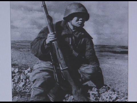 Снайпер Сталинграда Максим Пассар. Документальный фильм из Хабаровска.