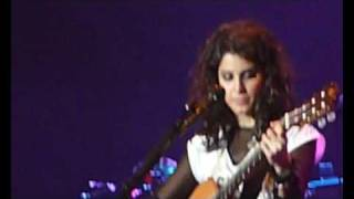 Katie Melua 'Nine Million Bicycles' Live at the NEC 6/11/08