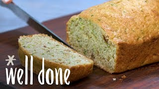 How to Make Zucchini Bread | Recipe | Well Done
