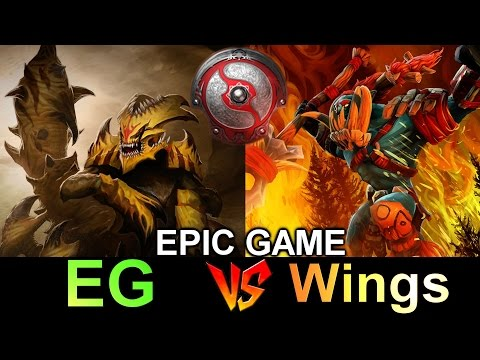 EG vs Wings-