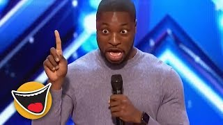 Funniest STAND UP Comedy On Got Talent You'll EVER See! Punchline