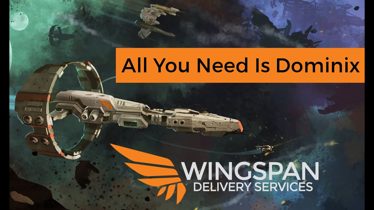 EVE Online - All You Need Is Dominix