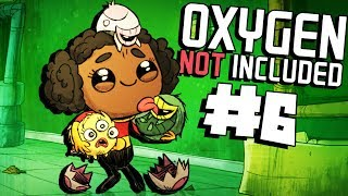 Golden Rewiring! - Ep. 6 - Oxygen Not Included Ranching Upgrade Mark II
