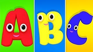 ABC Song | Alphabets Song For Kids | Kindergarten Songs For Children