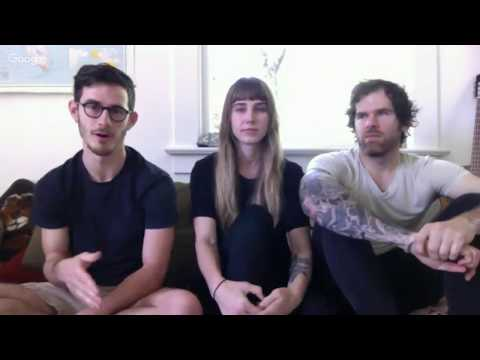 Heck Yeah Hangouts // Ben Sasso - Sara K Byrne - Phil Chester