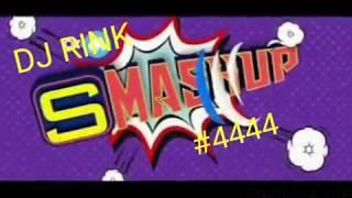 9xm SMASHUP #4444 DJ RINK (AUDIO)FULL HD SONG
