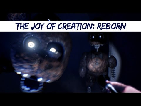 """FREDDY SCARES ME!!!"" 