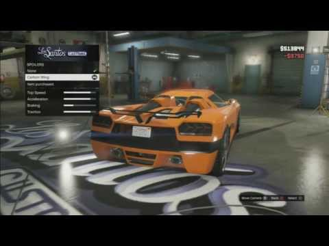 Gta 5 exclusive how to get the entity xf for 250 dollar full