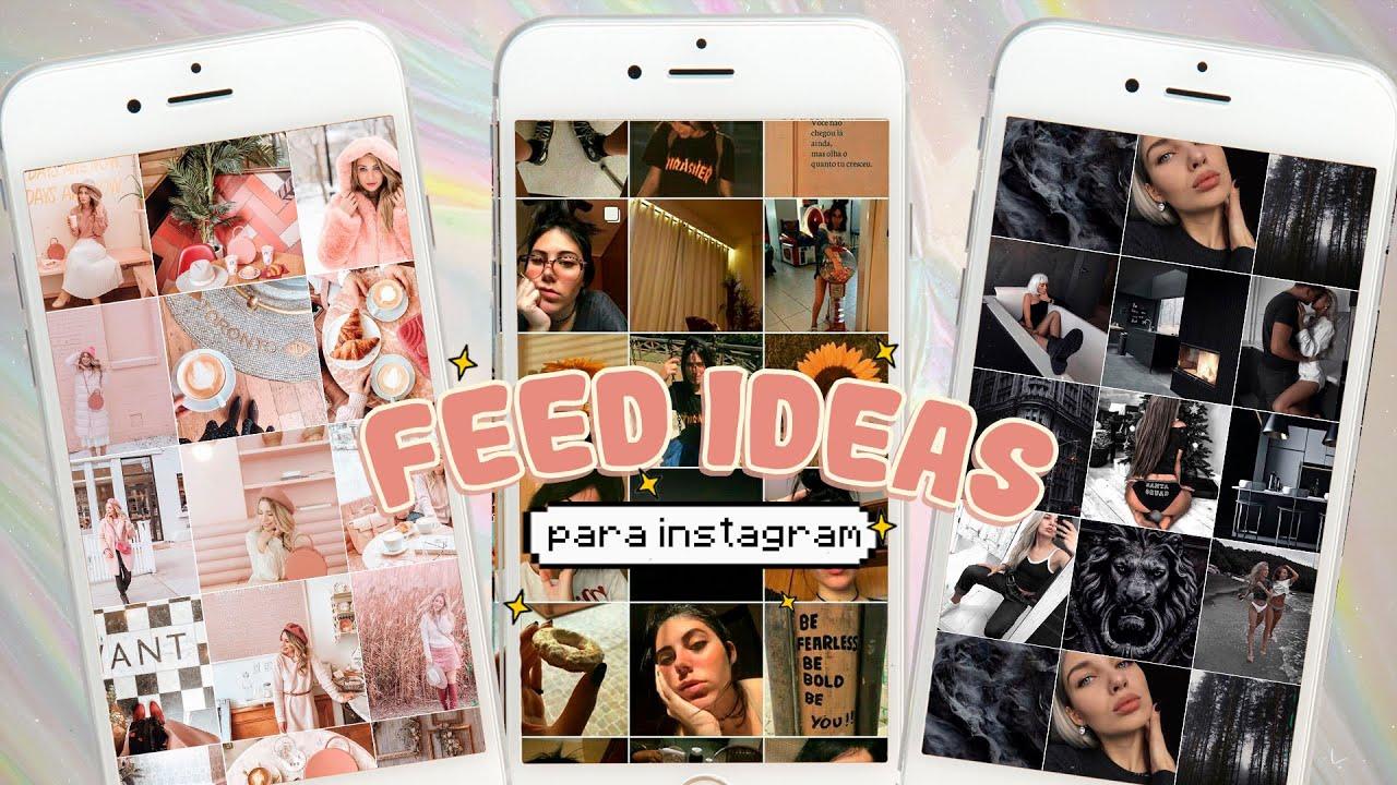 Download 🌟 IDEAS para FEED de INSTAGRAM 2020  Camila Dust