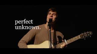 MARCUS JOHNS - perfect unknown. (Music Video)