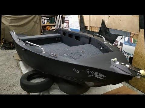 Лодка ПНД 2019 Покатушки, обзор. Часть 2