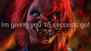 *CHALLENGE VIDEO!* What chucky movie is this chucky quote from? + bonus challenge (read description)