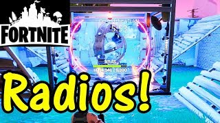 Let's Play Fortnite Save The World #6: Radio Messages!