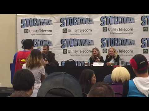 Veronica Taylor(Voice Of Ash) Exclusive StocktonCon QnA!