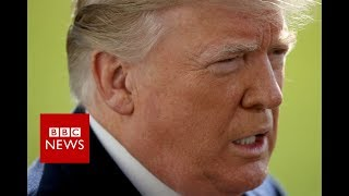 Michael Cohen: What Trump lashing out at his ex-lawyer reveals - BBC News
