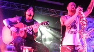 Five Finger Death Punch Battle Born Live @ The Ritz Raleigh, NC 10/15/13