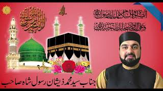 Gambar cover Syed Muhammad Zeeshan Rasool Shah  (Hazrat Muhammad S.A.W)
