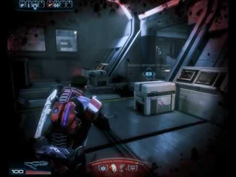 """Смотреть прохождение игры Mass Effect 3. Серия 8: """"Артефакты Цербера."""""""