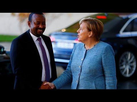 Ethiopian Premier embarks on European tour