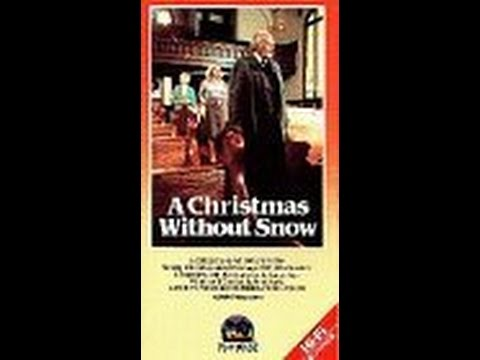 Opening To A Christmas Without Snow 1986 VHS
