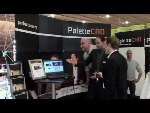 Palette CAD ist Produkt des Jahres 2011 - Interview Fliesen+Platten-Forum 2012