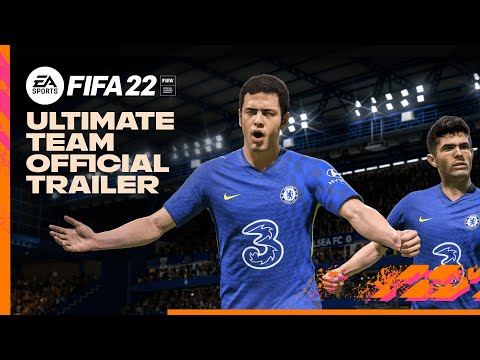 FIFA 22 Ultimate Team   Official Trailer