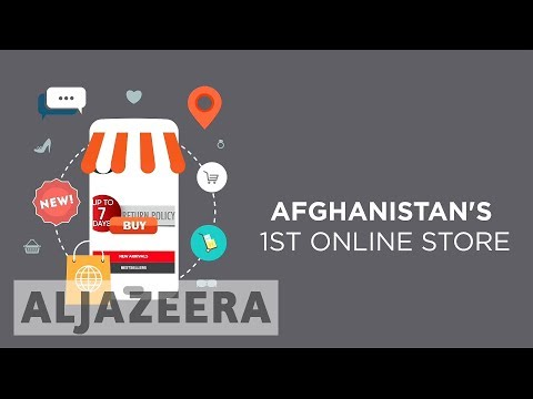 E-commerce makes its debuts in Afghanistan