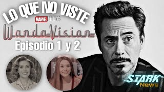 WANDAVISION | Lo que no viste Referencias  | Easter Eggs por Tony Stark